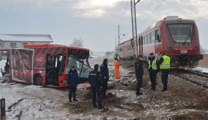 Tužilaštvo za vozača autobusa predlaže kaznu od 8 godina