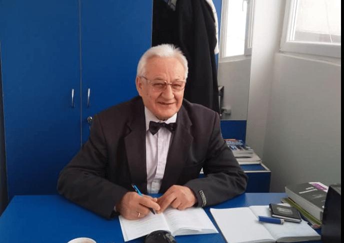 Radovanović član SKANU, najstarije akademije na Balkanu