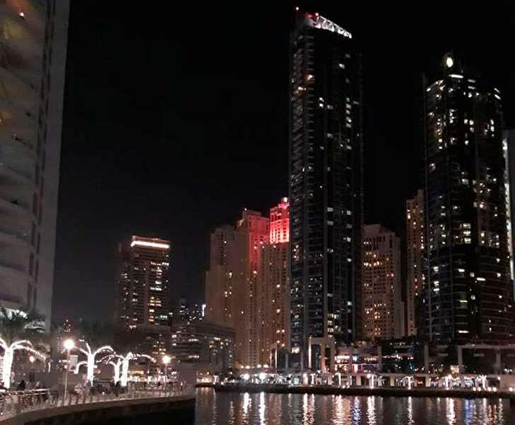 Dubai, grad luksuza i udobnosti