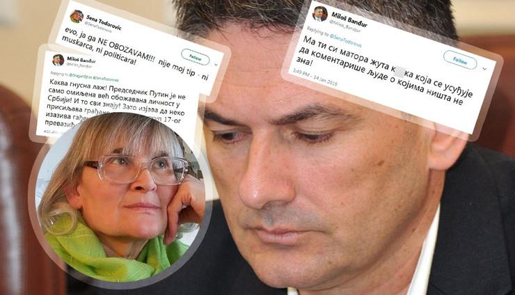 Skandalozne uvrede zamenika gradonačelnika Niša upućene novinarki, novinarska udruženja traže kaznu