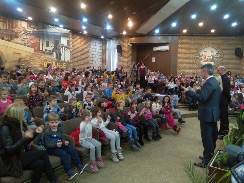Kako postati gradonačelnik? Deca pitala prvog čoveka grada