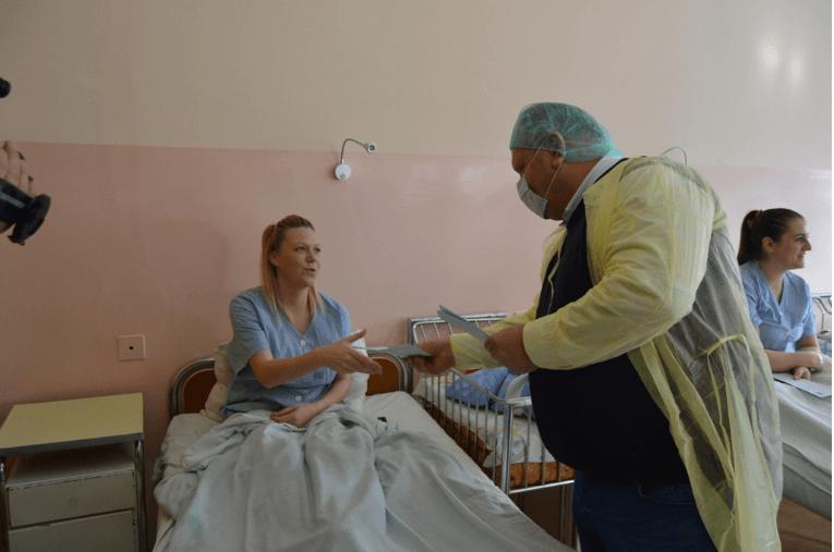 Vaučeri za još pet beba u leskovačkom porodilištu