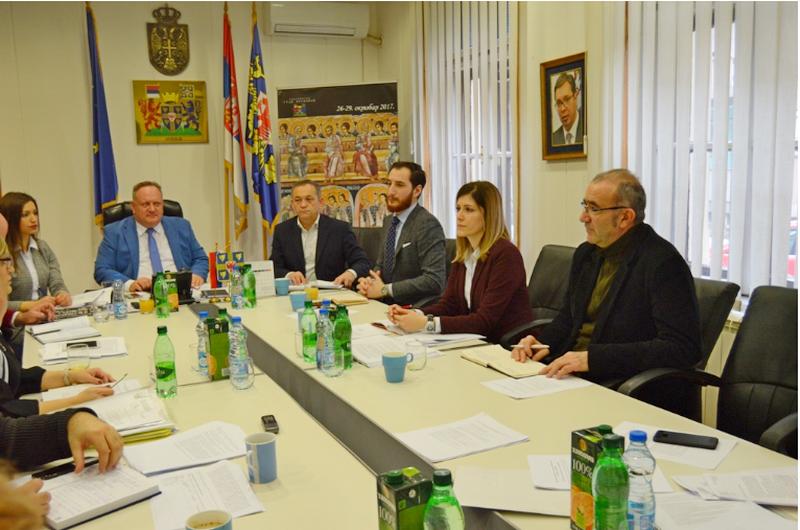 U Leskovcu nastavljeni razgovori o donaciji holandske vlade