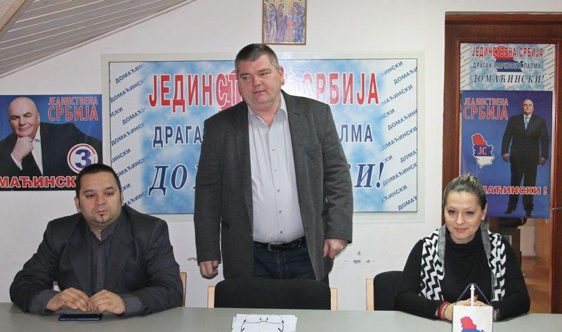 Jedinstvena Srbija je za besplatan prevoz i u Vranju