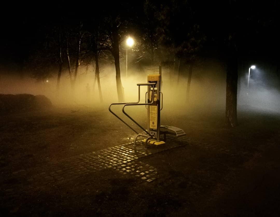 Ovo nije Zona sumraka, već Leskovac pod maglom (FOTO PRIČA)