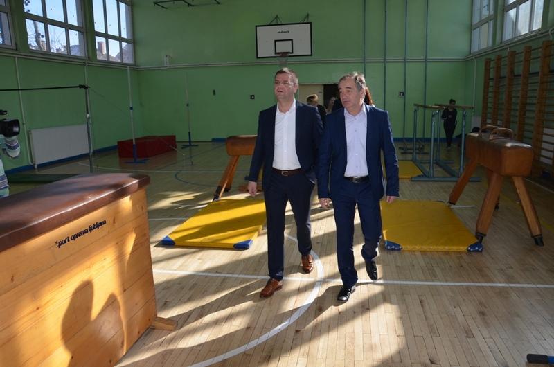 Bela Palanka nastavlja sa ulaganjem u obrazovanje