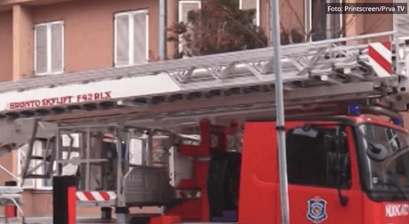 U dva požara život izgubila jedna žena, tri muškarca povređena