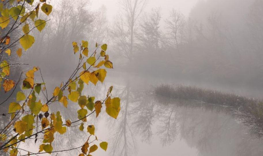Zimske čari Presečinskog jezera objektivom ribolovca