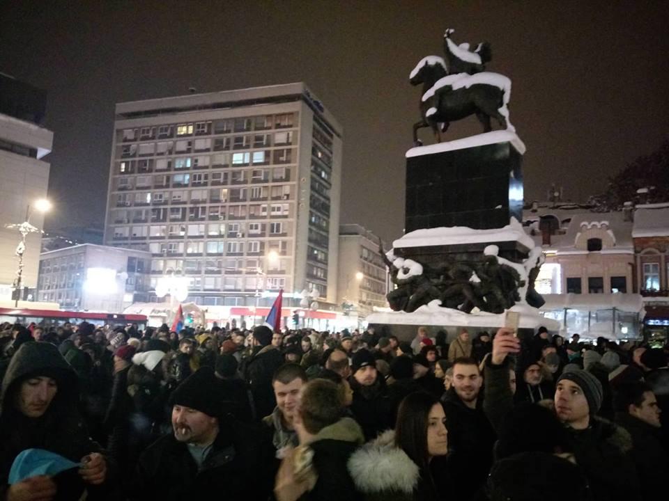 Na sledeće proteste u Nišu pozivaju i građani i političari