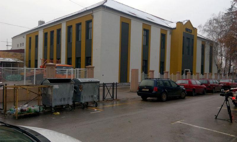 Renovirana škola spremna za drugo polugodište?