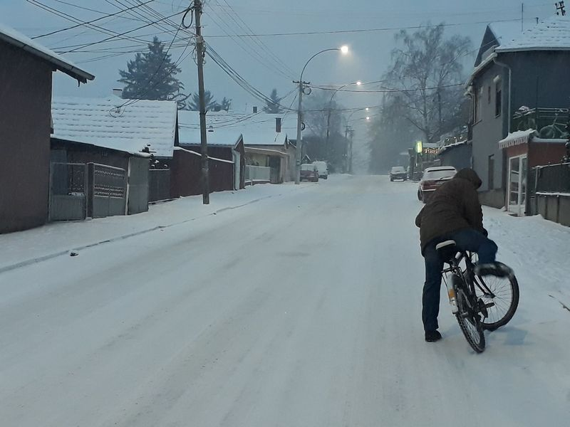 Ako sneg nastavi da veje situacija će postati ozbiljna