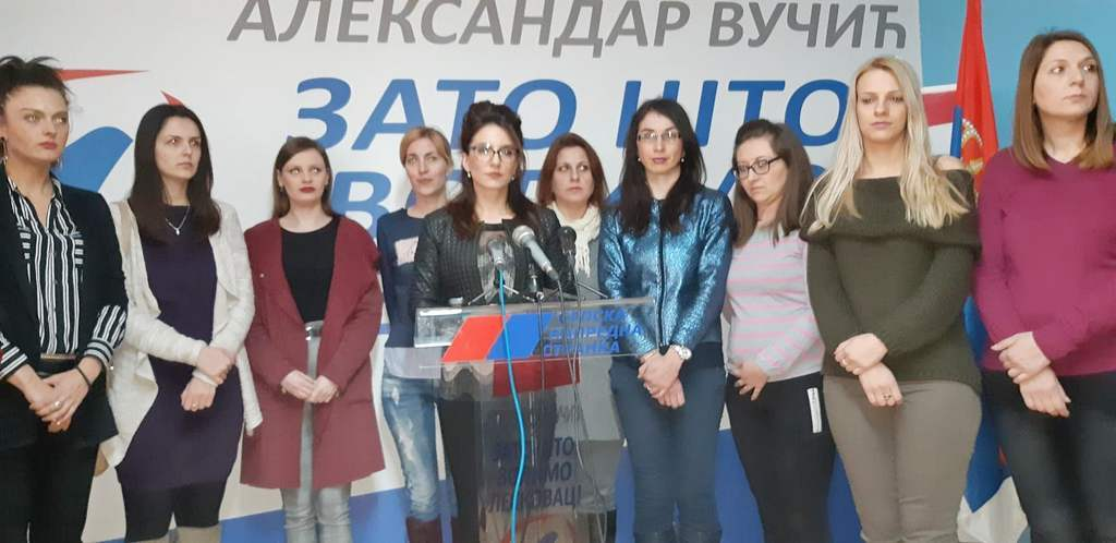 Forum žena SNS protiv nasilja i vređanja žena