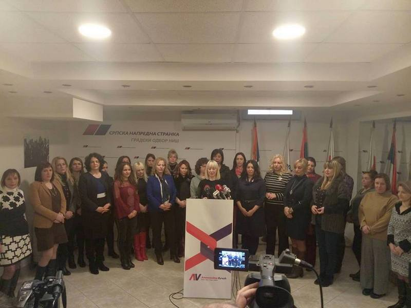 Sotirovski osudila nasilje nad ženama i tvrdi da i sama često trpi uvrede