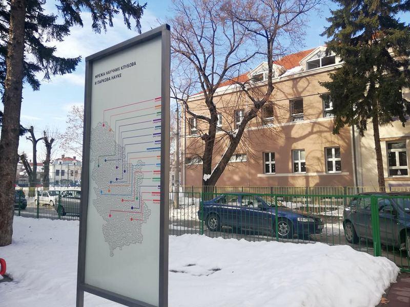 Zimska škola za osnovce i srednjoškolce