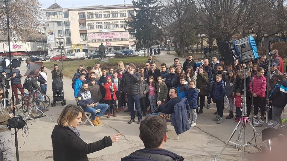 """""""Stolice"""" ponovo u Leskovcu"""
