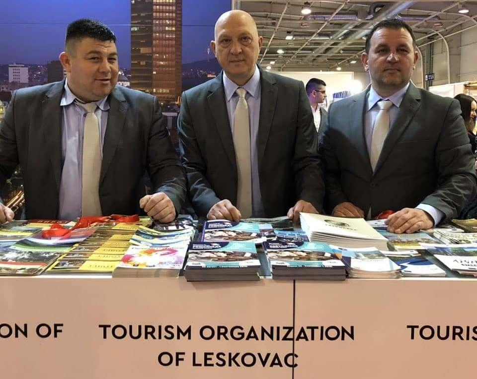 Leskovac promoviše turistička blaga Srbije u Sofiji