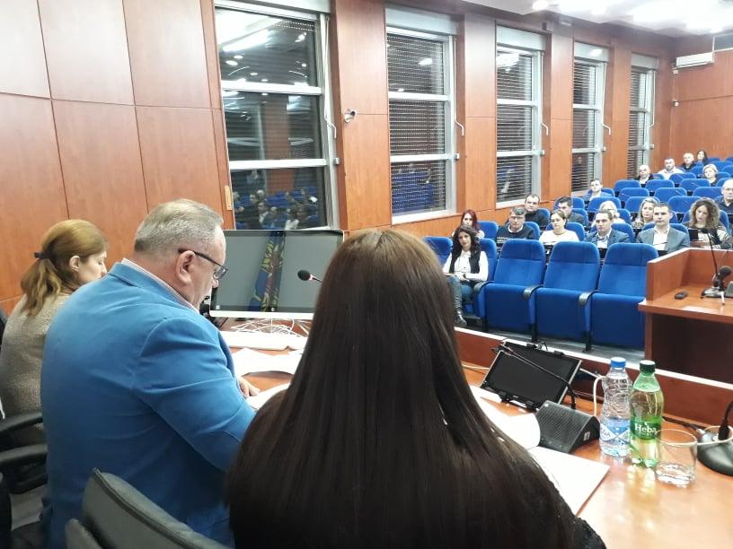 SANU analizira potencijale Leskovca, grad plaća