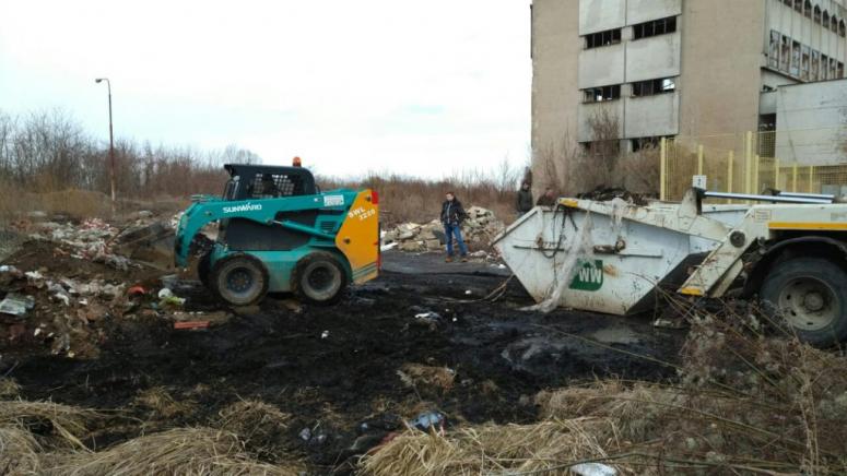 Divlje deponije niču kao korov po Leskovcu