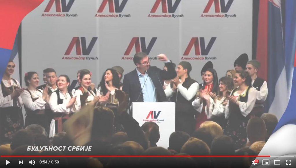 Vučić video spotom poziva građane na razgovor u Leskovcu