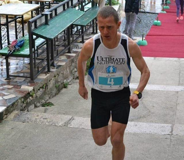 Kristijan Stošić drugi na trci u Herceg Novom