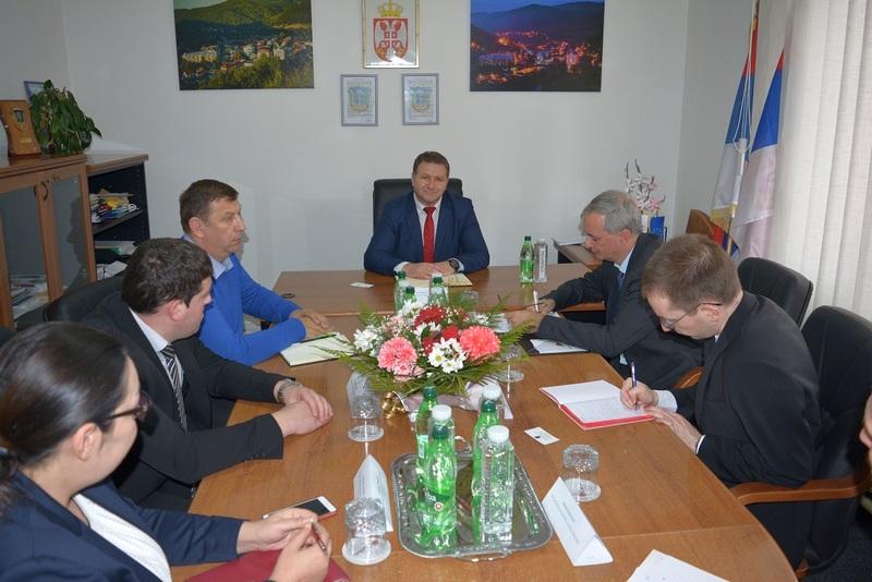 Ambasador Belgije posetio i Medveđu