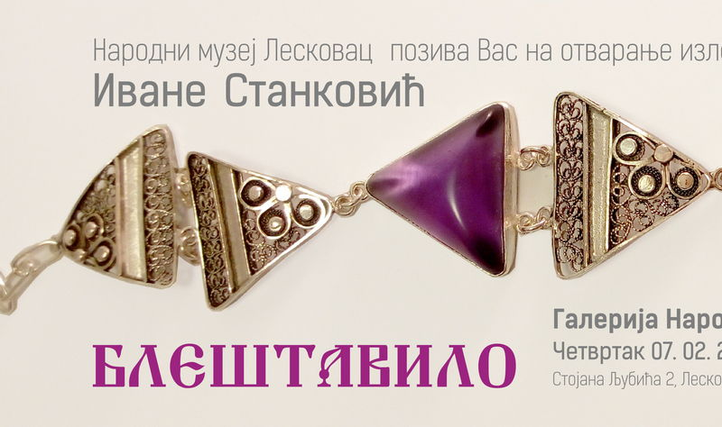 Sutra u Leskovcu izložba nakita iz XIX veka