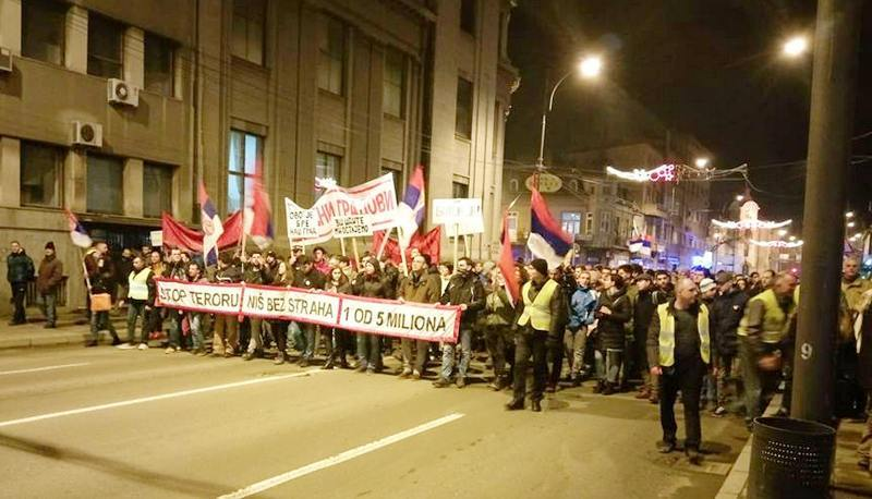 Milojko Pantić: Srbijom vlada politički Ali Baba (VIDEO)