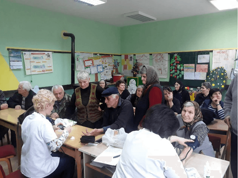 Besplatni pregledi u četiri sela i jednoj Mesnoj zajednici