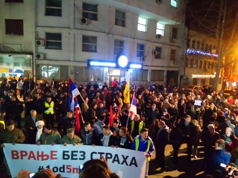 Zdravstvo u Vranju u nikad boljem stanju, napadi na protestu su neosnovani