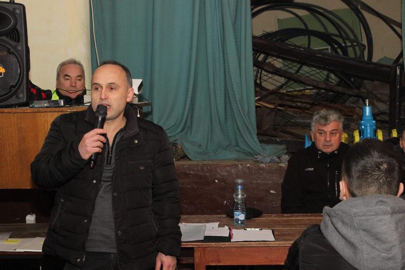 Vodeći ljudi u Gradašnici i Velikom Jovanovcu iz SNS-a