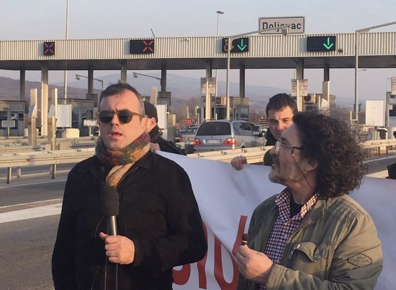 Trifunović: Razgraničenje jednako situaciji između Izraela i Palestinaca