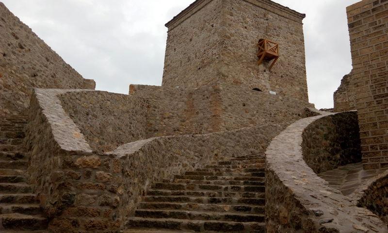 Jedanaestogodišnji dečak pao sa stepeništa tvrđave
