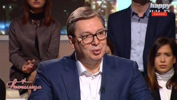 """Vučićeva """"Budućnost Srbije"""" kreće sa juga"""