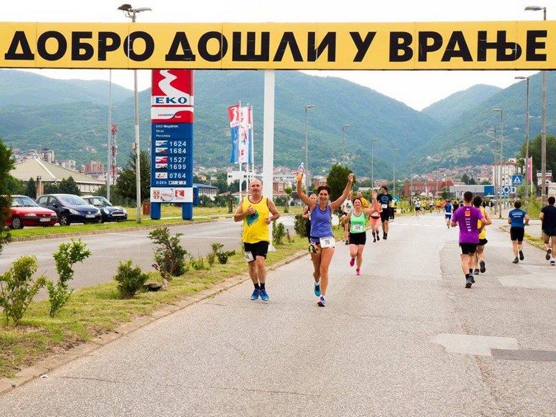 Počelo prijavljivanje za treći Vranjski polumaraton
