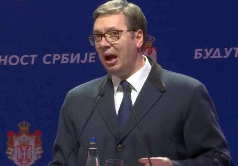 Vučić o nepriznavanju granica nezavisnog Kosova i miru sa Albancima