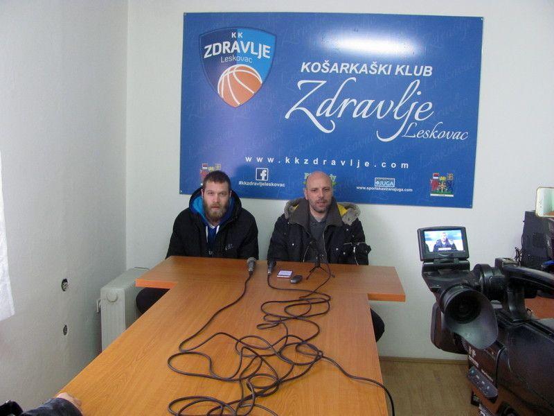 Košarkaši Zdravlja spremaju revanš ekipi iz Smederevske Palanke