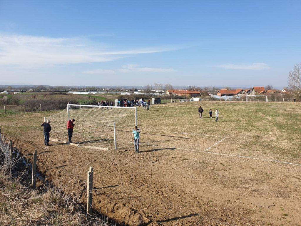 FK Derbi Vlase dobio nov fudbalski teren
