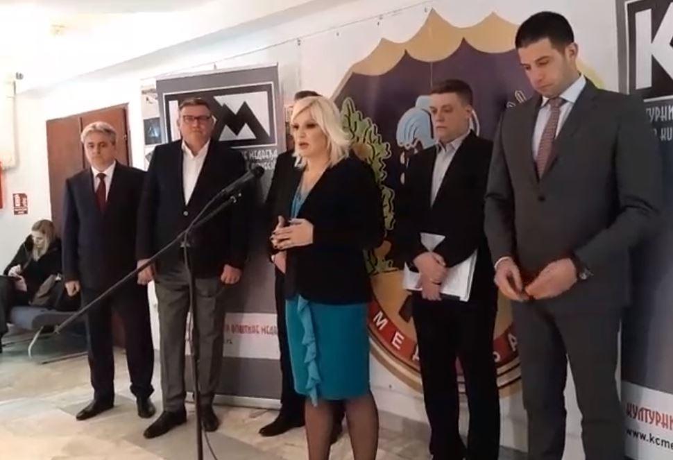 Zorana Mihajlović: Razgovaraćemo o tome da se i leskovački aerodrom pridruži beogradskom