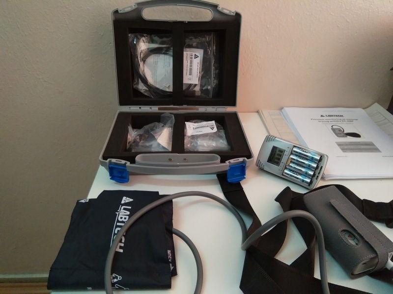 Holter krvnog pritiska i digitalni inhalator za decu
