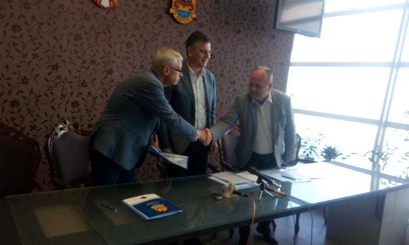 Saradnja Nišavskog, Topličkog i Pirotskog okruga