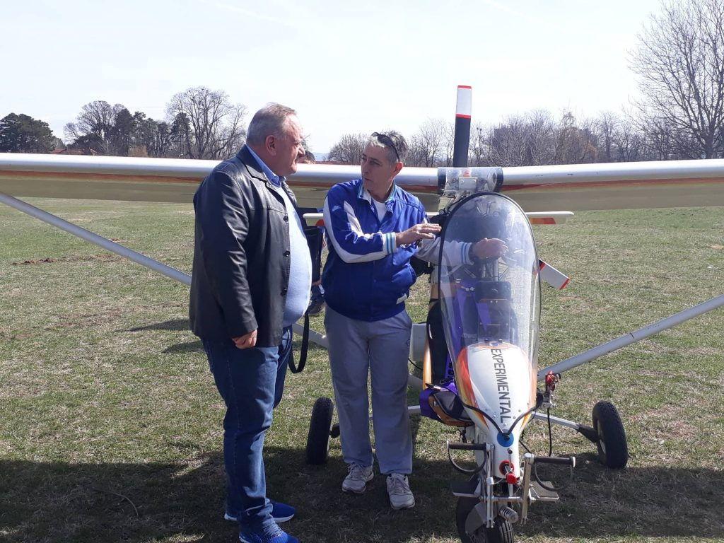 Druženje sa gradonačelnikom Leskovca sutra u Aero-klubu