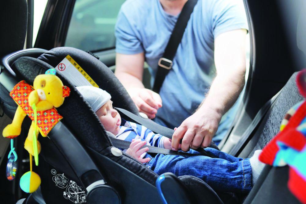 Grad donira 720 autosedišta za decu