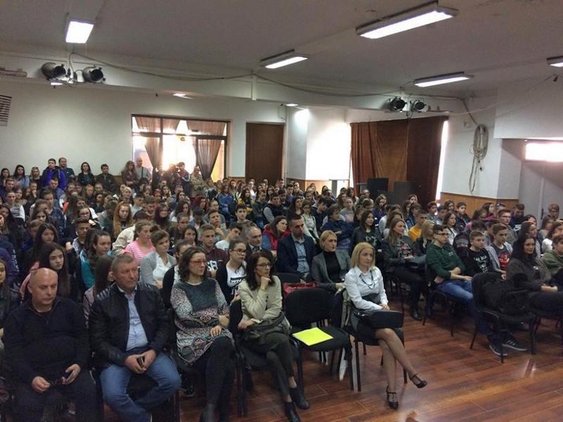 """Edukativna radionica u okviru """"Takmičarskih dana mladih inovatora i preduzetnika"""""""