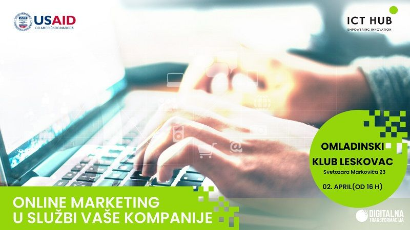 Online marketing u službi vaše kompanije