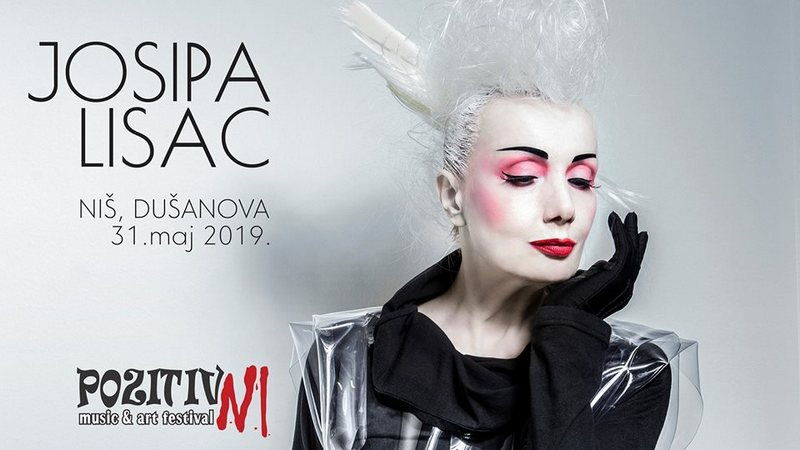 Zbog bolesti Josipe Lisac odložen nastup na festivalu u Nišu