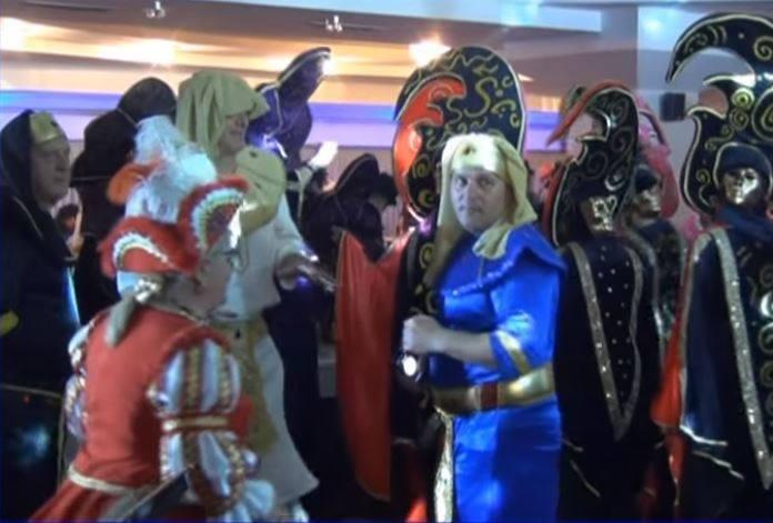 U odorama faraona po službenom zadatku