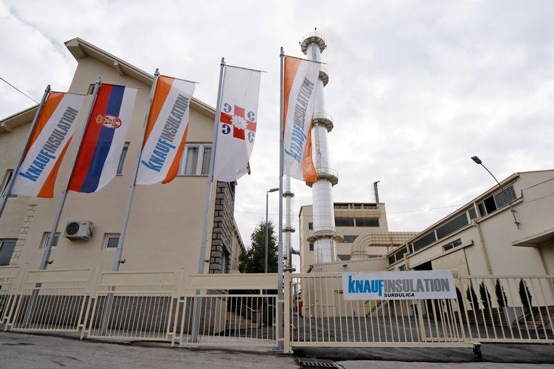 Knauf proširuje i modernizuje proizvodnju i opremu u Surdulici