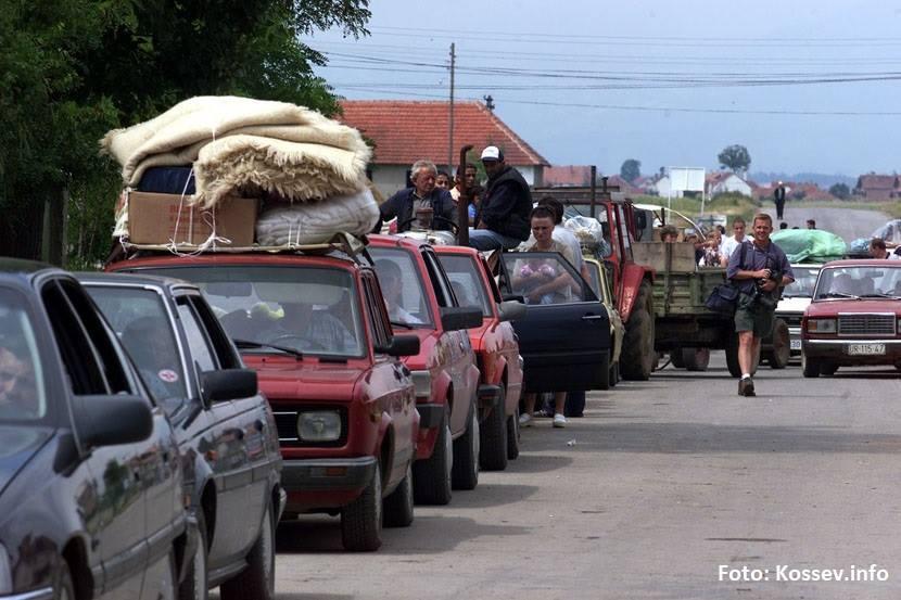 DA SE NE ZABORAVI I NEPONOVI Podsećanje na ubistva i progon Srba pre početka rata na Kosovu