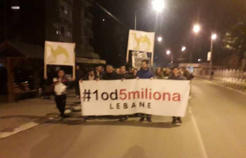 Javne nabavke i Turistička organizacija tema protesta u Lebanu