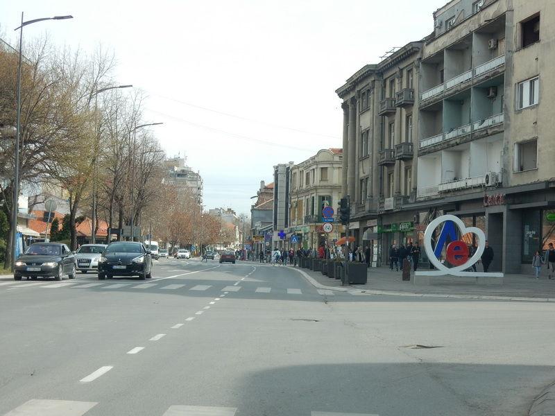 Leskovčanin ukrao fioku sa pazarom iz kioska u centru grada